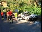 Incidente mortale a Sarnico