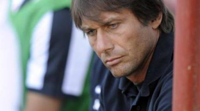 L'ex tecnico atalantino Antonio Conte