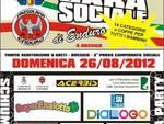 La locandina della gara sociale di enduro a Bossico