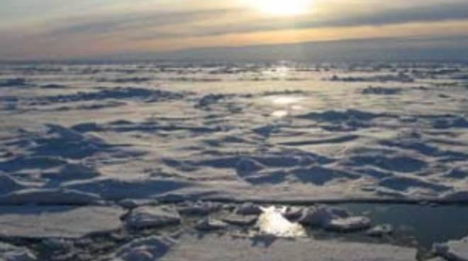 Racconto del viaggio nell'Artico