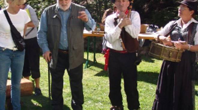 Spettacolo teatrale a Ornica