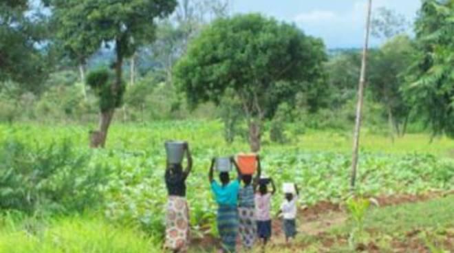 A Borgo di Terzo la raccolta fondi per un pozzo in Malawi