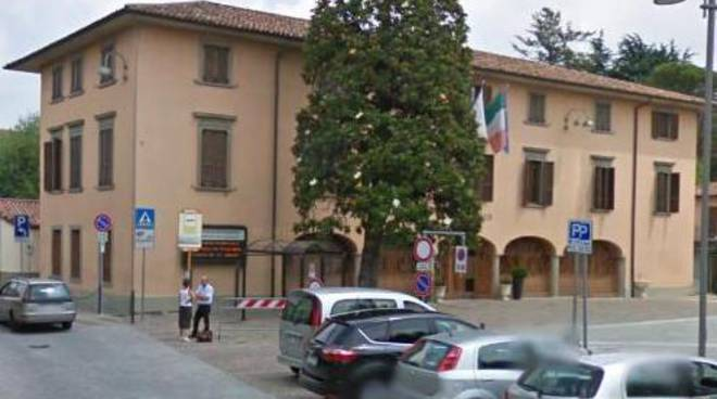 Il municipio di Valbrembo