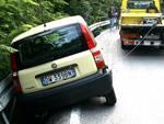 Incidente in Valle Imagna, traffico bloccato per un'ora
