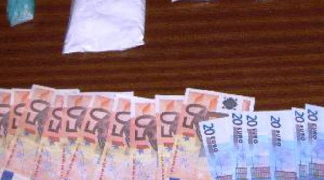 La cocaina e il denaro