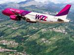 Un volo della Wizz Air