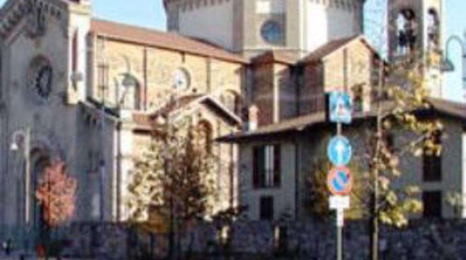 Il centro di Lallio