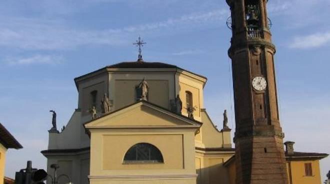 La chiesa parrocchiale di Torre Boldone