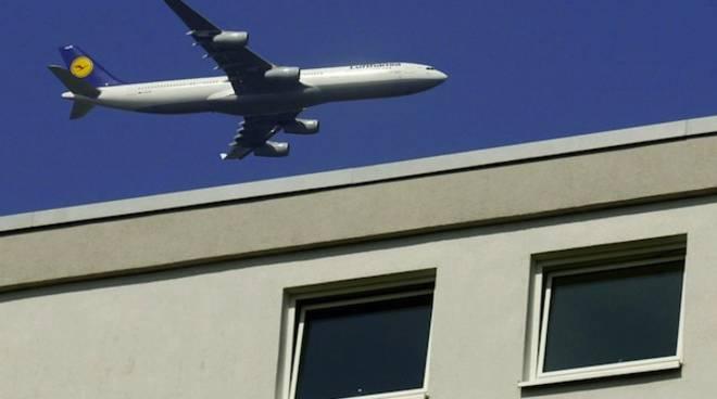 Rumore degli aerei