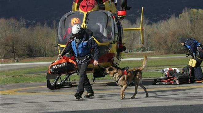 Alpinisti dispersi, a vuoto le ricerche in elicottero