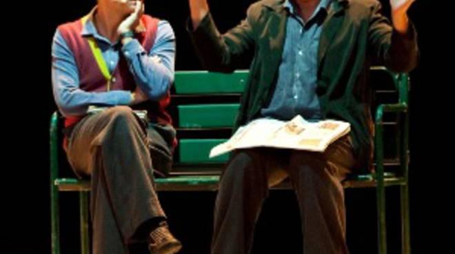 Con Ale E Franz Tira Aria Precaria Anche A Teatro Bergamo News
