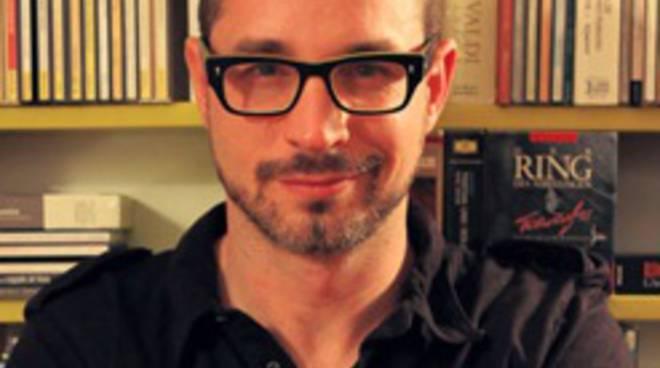 Il regista bergamasco Francesco Micheli