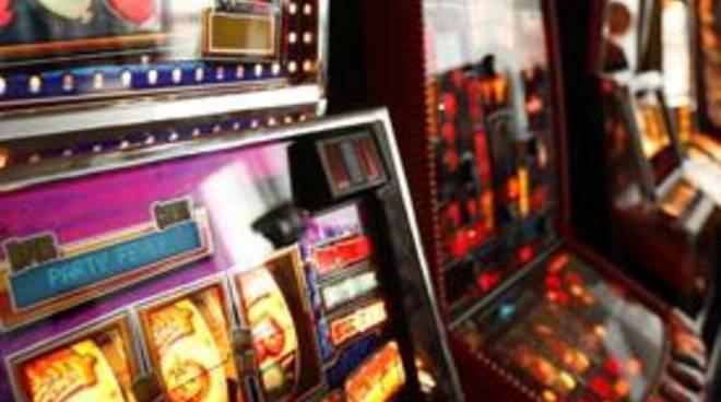 Le slot machine sono dello stato