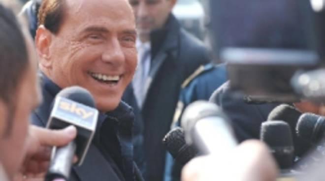Berlusconi: l'annuncio del rientro