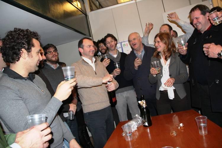 Primarie parlamentari pd la festa dei vincitori bergamonews for Elenco parlamentari pd