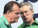 Calderoli e Bossi