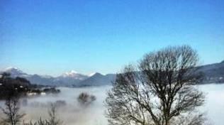 Nebbia in pianura