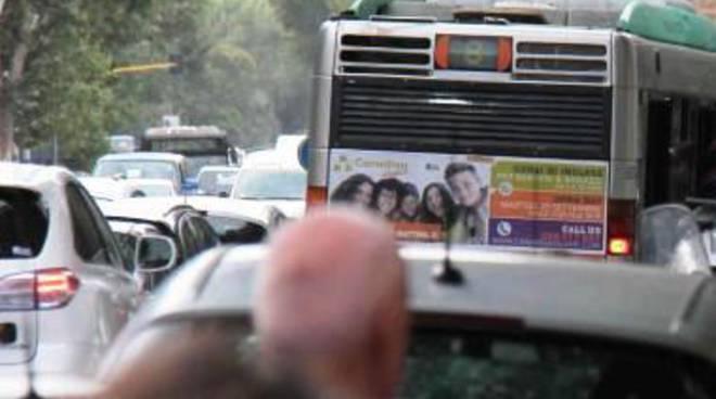 Traffico a Bergamo