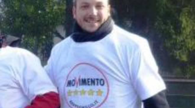 Dario Violi del Movimento 5 Stelle