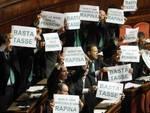 I Leghisti in Parlamento