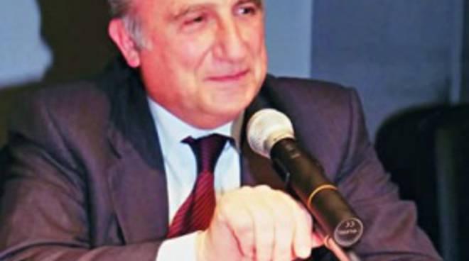 Marco Vitale a Bergamo con Valerio Bettoni