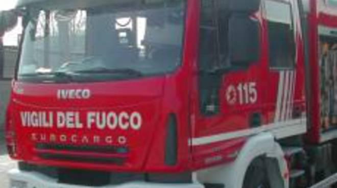 Vigili del fuoco di Bergamo