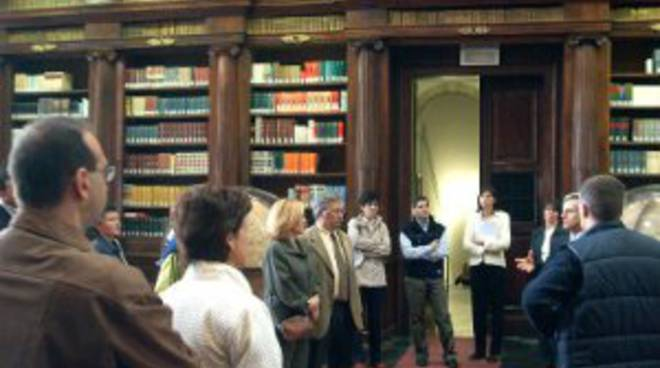 Apertura straordinaria della Biblioteca civica Angelo Mai