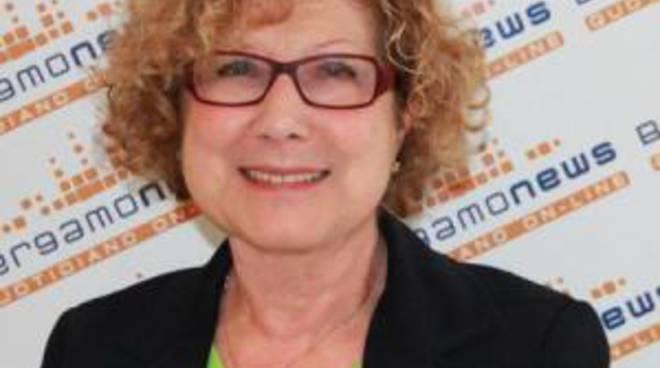 Il neo consigliere regionale Silvana Santisi Saita a Bergamonews