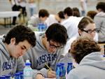 Studenti del Mascheroni in corsa per le Olimpiadi di matematica