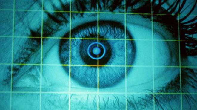 Laser agli occhi