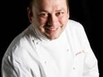 """Lo chef Chicco Coria a """"I salotti del gusto"""" in Alto Adige"""