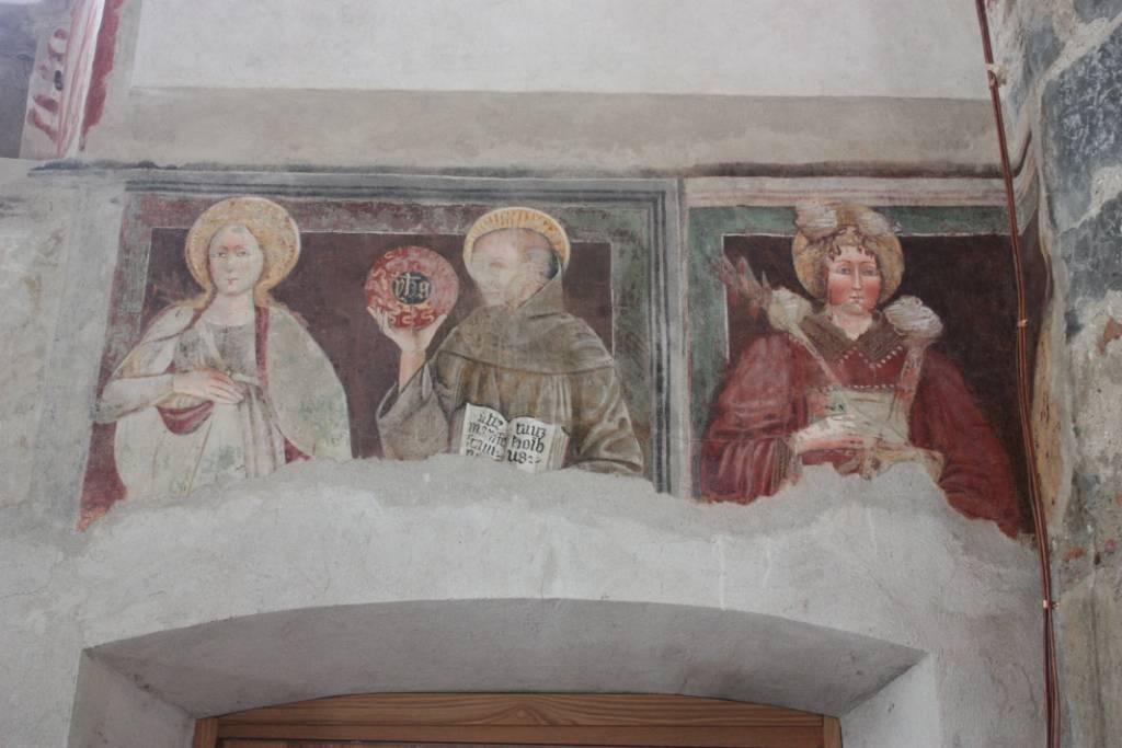 Scavi archeologici chiesa di Sant'Andrea in Catello