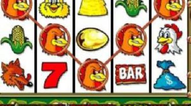 Gioco compulsivo slot machine