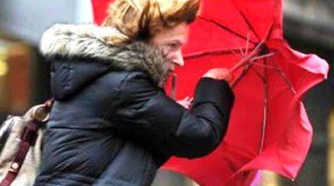 Pioggia in arrivo a Bergamo