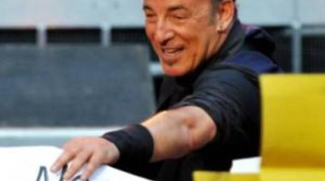 Bruce Springsteen a San Siro il 3 giugno 2013