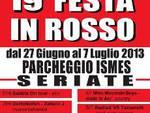 Festa in Rosso 2013 a Seriate