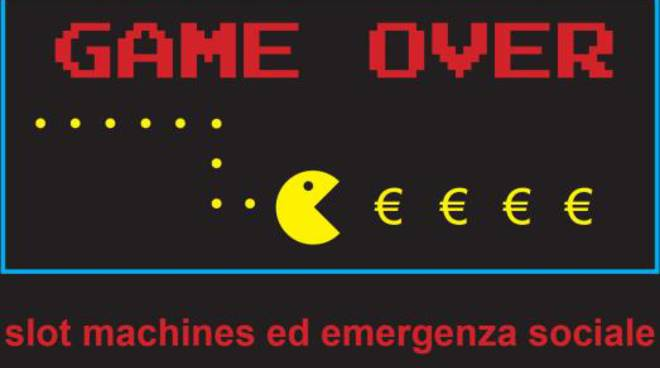 Game over, slot machines ed emergenza sociale