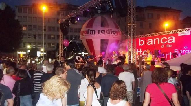 Notte Bianca dello Sport, Bergamo come una palestra