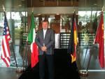 Raffaele Ghilardi, presidente della Ims Deltamatic di Calcinate