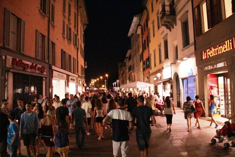 Serata enkelt Bergamo