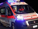 Ambulanza nella notte