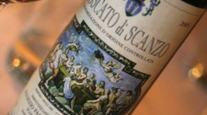 Il Moscato di Scanzo, uno dei vini presenti