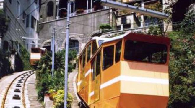 La funicolare di Bergamo