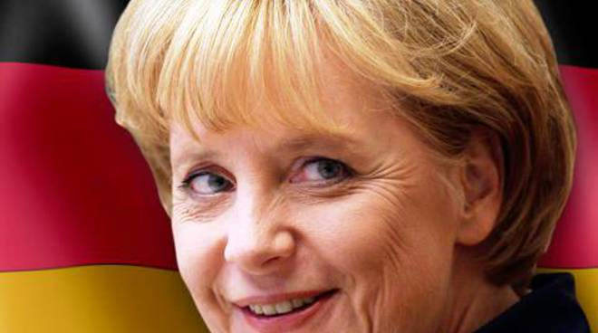 Angela Merkel, cancelliera tedesca