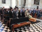 Il funerale di Mario Caffi (1)