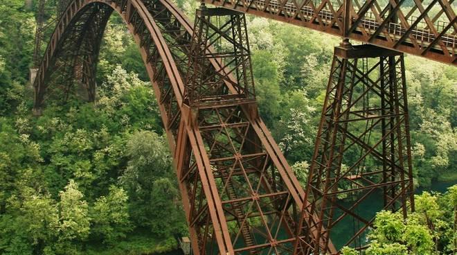 Il ponte di Paderno chiuso al traffico