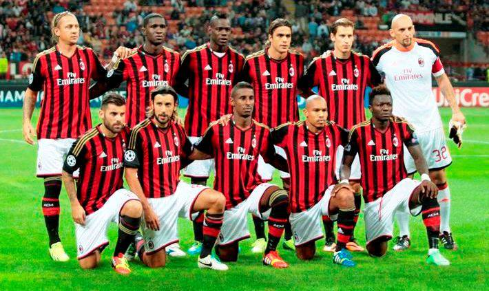 Milan-Celtic, immagini da Champions League