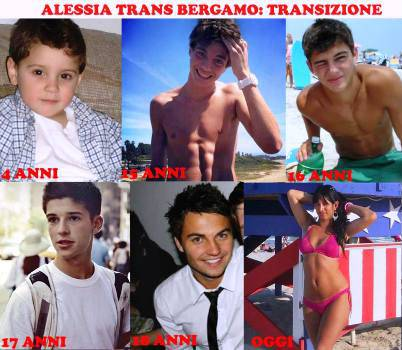 Miss Trans Italia è di Bergamo