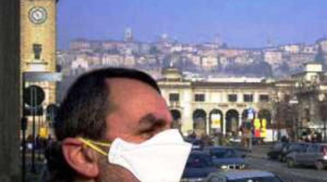 Bergamo settima in Italia per lo smog