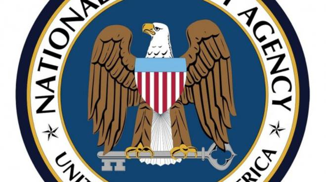 Il logo della Nsa